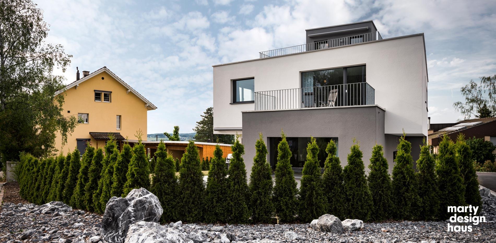 Architektenhaus #TRAPEZ