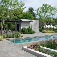 Gartengestaltung_See_Gräser_Platane_Pool