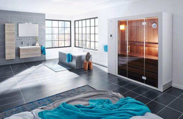 Sauna-S1-im-Badezimmer_weiss
