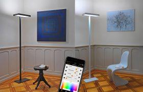 Gottardo-LED Wohnleuchten mit App-Steuerung