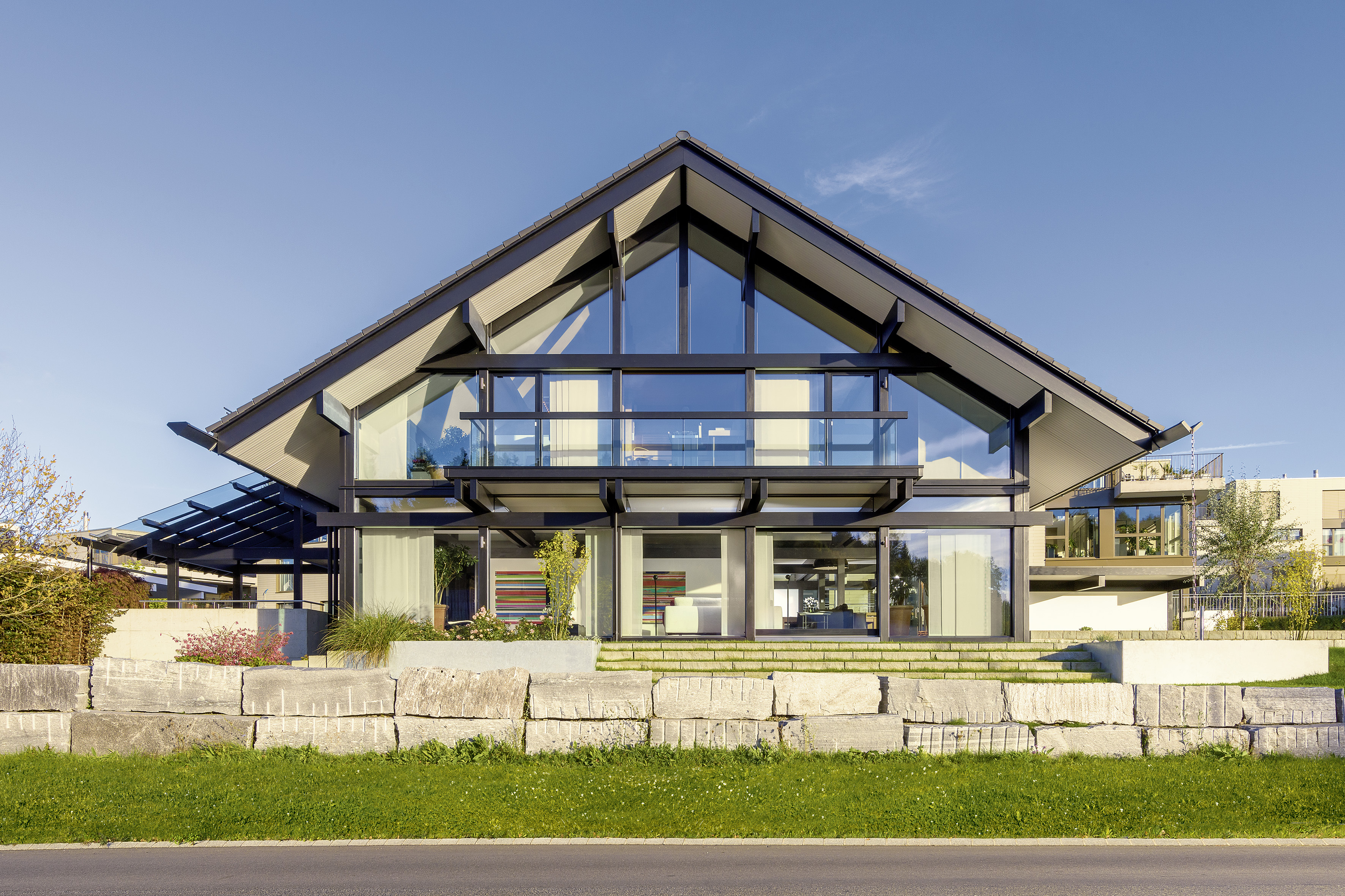 Fertighaus von HUF HAUS bauen in der Schweiz (6)