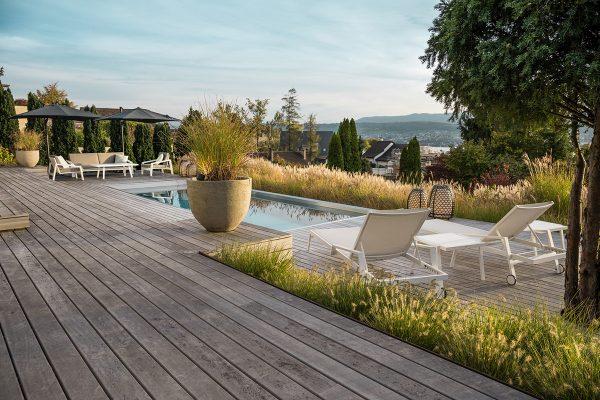 Garteninspiration Gestaltung An Hanglage Bautrends Ch