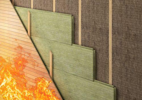 DISSCO - Brandschutz für hinterlüftete Fassaden