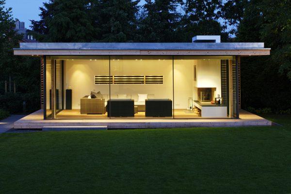 Wintergarten modern
