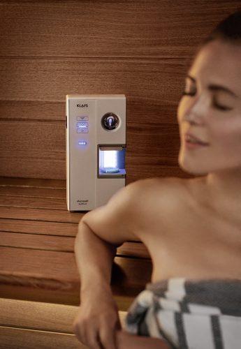 Nützliches Extra für Sauna und Infrarotkabine