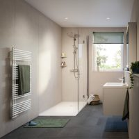 Viterma Komplettbadrenovierung