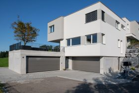 Doppeleinfamilienhaus im Raum Kirchberg SG