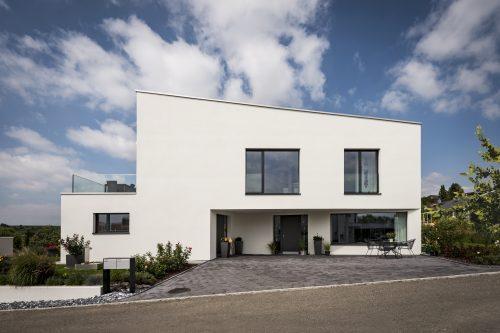 Architektenhaus #WHITE CENTER