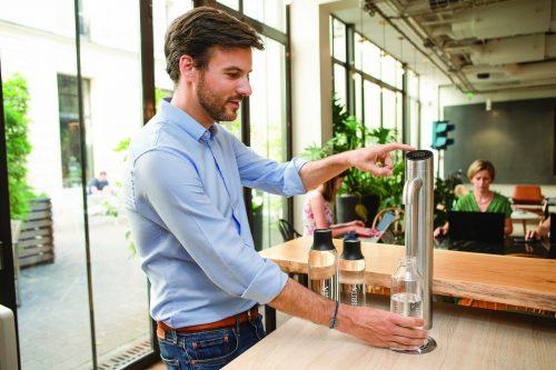 BRITA VIVREAU Extra Einbau-Wasserspender
