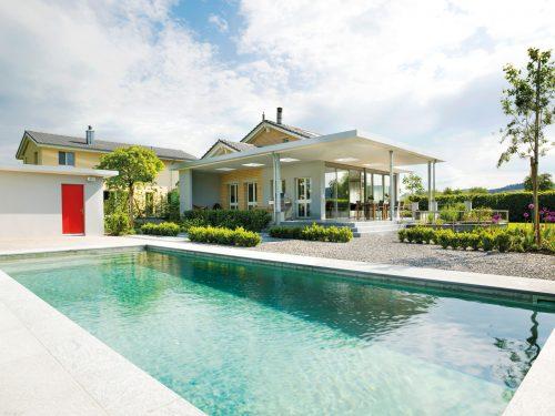 Schlüsselfertiges Architektenhaus