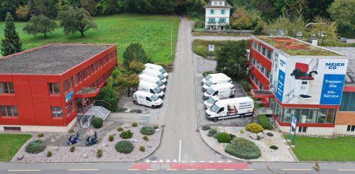 Firmenfoto Meier + Co. AG