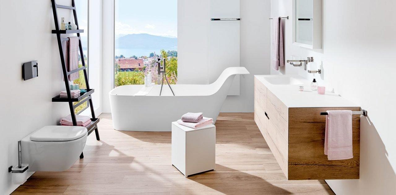 Dein Bad – auf Deine Bedürfnisse zugeschnitten