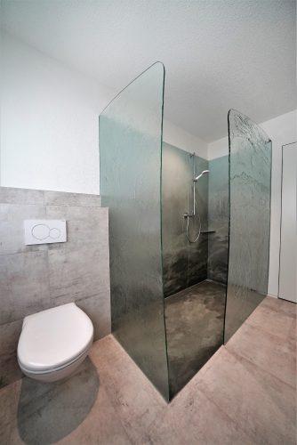 dusche komplett