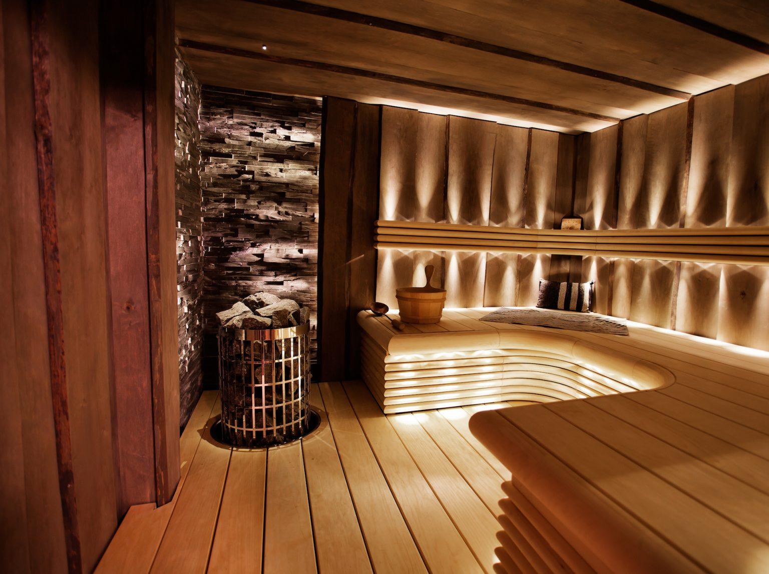 Sauna – Entspannung pur