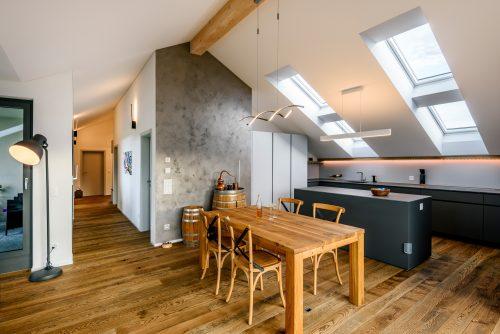 Architektenhaus #SONNENBLUME